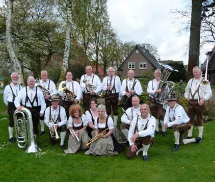 Die Hinterfeldermusikanten