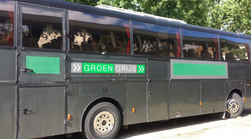 Groen Grijs