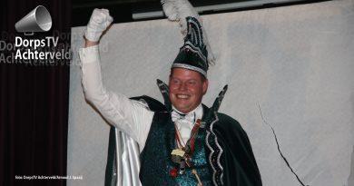 Ronnie de Vette, alias Prins Gigant