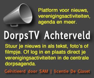 advertentie site DorpsTV Achterveld