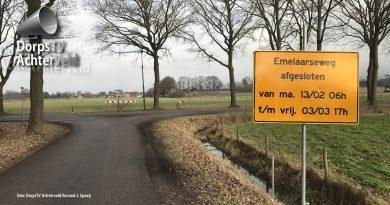 afsluiting Emelaarseweg