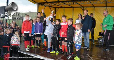 Schoolvoetbal 2017 Prijsuitreiking
