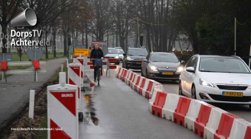 Hessenweg afsluiting