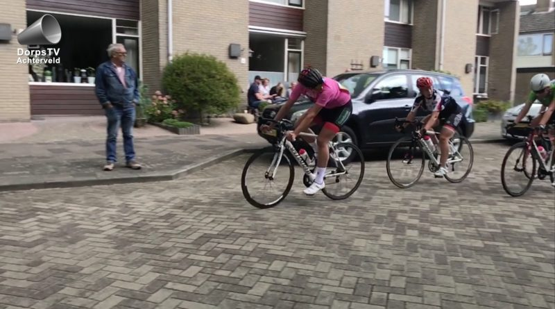 Tour de Junior 2017 eindigt razend spannend