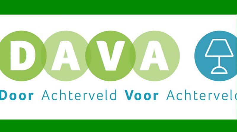 DAVA-logo nieuwskaart