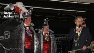 Sleuteloverdracht carnaval 2018