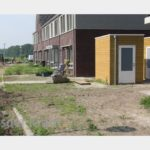 Asbest in tuinen aangetroffen