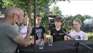 Tour de Junior – zaterdag en nabeschouwing
