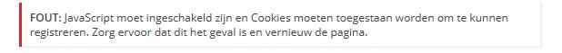JavaScript en Cookies
