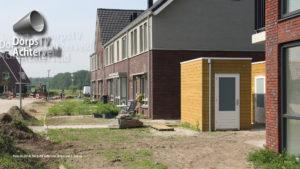 Vervuilde grond in nieuwbouw