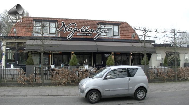 Nog ééntje - Restaurant & Bar
