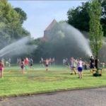Waterfestijn brandweer Achterveld
