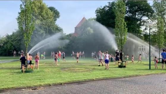 waterfestijn brandweer