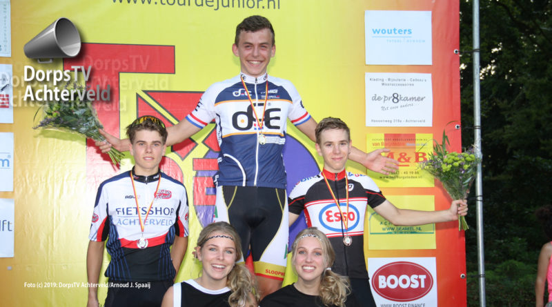 Tour de Junior 2019 - maandag