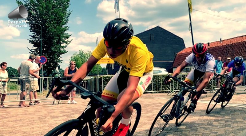 Tour de Junior 2019 zaterdag