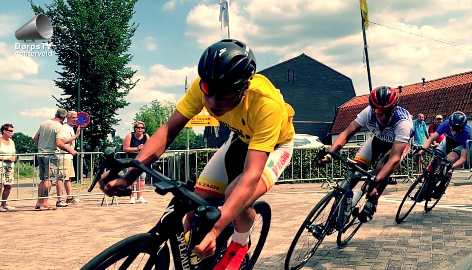 Tour de Junior 2021 afgelast