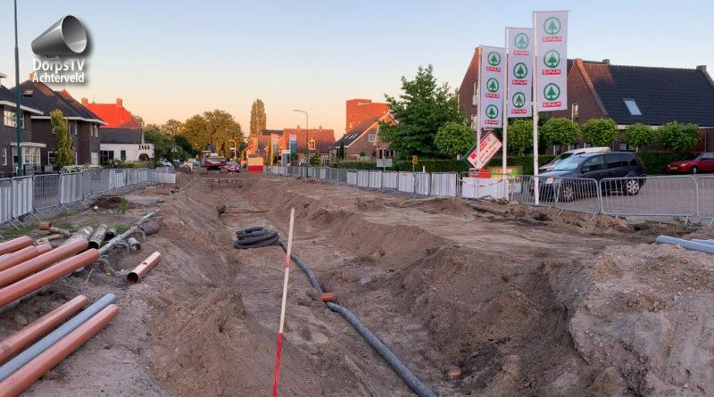 Hessenweg werkzaamheden 2019