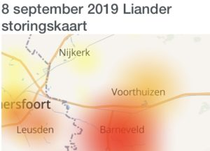 Stroomstoring
