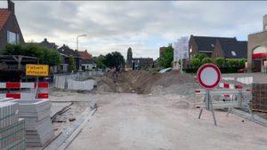 Werk aan de Hessenweg
