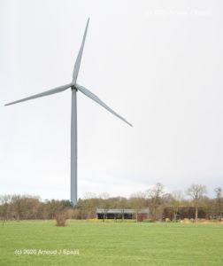 turbine in Kallenbroek