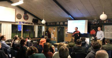 Voorlichtingsavond over alcoholgebruik door jongeren bij SV Achterveld.