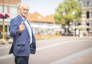Afscheid burgemeester Asje van Dijk