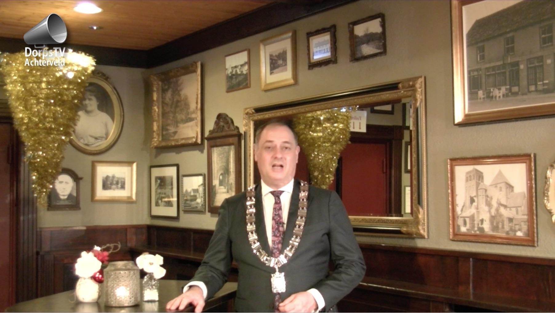 Nieuwjaarstoespraak burgemeester Bouwmeester